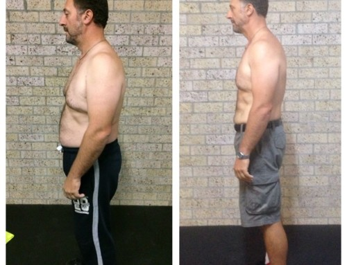 Jason  Camenzuli – Lost 17kg over 6 months