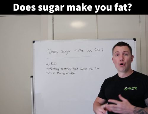 Does Sugar Make You Fat?